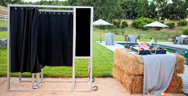 Exhibition Booth Hire Gold Coast : Photo booth hire brisbane